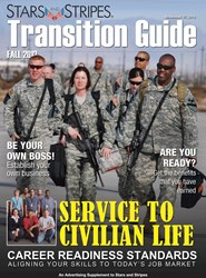 Stars and Stripes Fall 2013 Transition Guide
