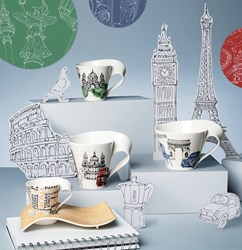 New Wave Caffe Cities of the World Collection