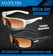 Maxx HD® Expands Its HD Full Frame Sunglass Line, Introducing...