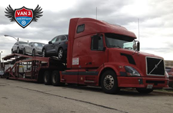 Van 3 Auto Transport - New Truck