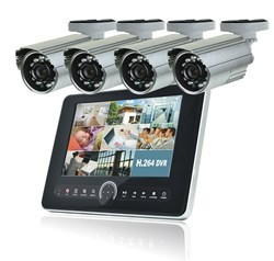 Security Camera System Picture