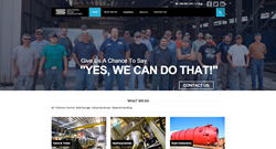 Southern Metal Fabricators Website