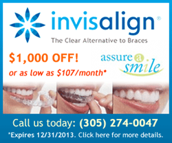 Assure A Smile Announces December Invisalign® Sale