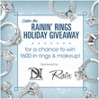 Diamond Nexus Partners With Rain Cosmetics for Holiday Giveaway