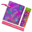 Left-Handed Butterfly Notebook Set