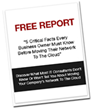 FREE Report - Cloud Computing