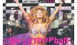 Lady Gaga 2014 ARTPOP Ball Tour TIckets