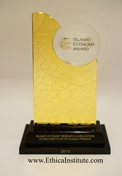 Global Islamic Economy Award Research and Education - Ethica Institute of Islamic Finance