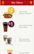 McDonald's Launches McD App for Smartphones at Maine and New Hampshire...