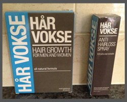 Harvokse hair growth
