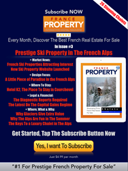 France Property Magazine - Issue 3 - Preview Page