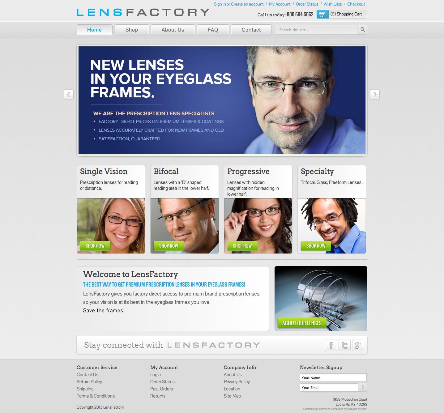 Eyeglass Startup Focuses On Lenses Bridges Gap Between
