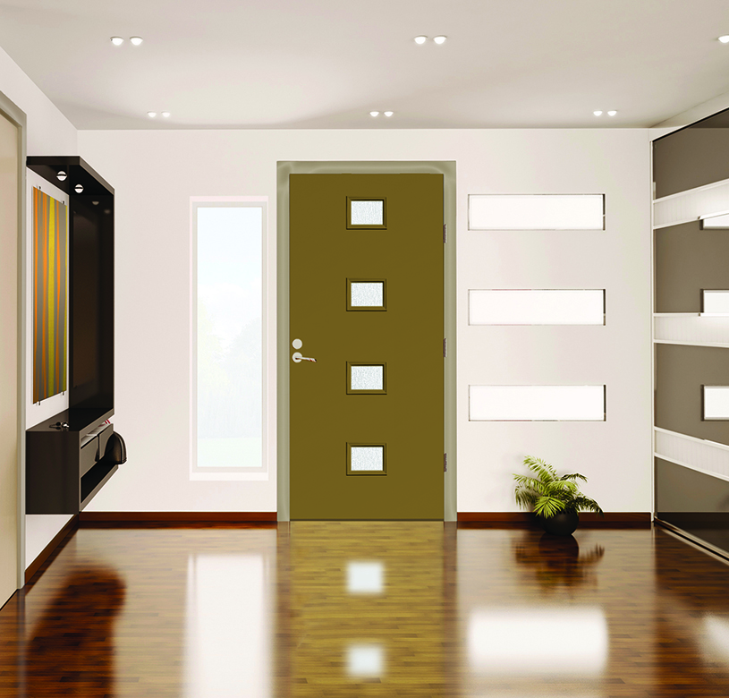 Color Expert Predicts Bold New Door Colors For 2014