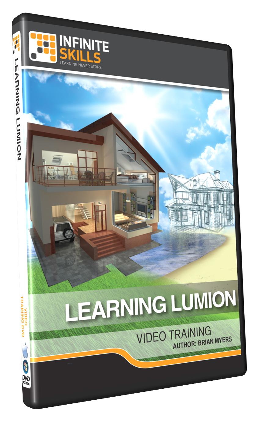 "Infinite Skills' ""Learning Lumion 3D Tutorial"" Teaches"