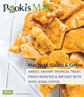 Pooki's Mahi Glazed, Brittle and Cocoa Macadamia Nuts Collection