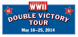 The AMERICA IN WWII Double Victory Tour will take history buffs to two of America's largest World War II museums.