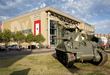 The National World War II Museum in New Orleans stands at the site where the Higgins Boats that carried GIs to D-Day's beaches were built. NATIONAL WORLD WAR II MUSEUM