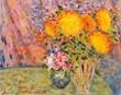 """Illuminated Sunflowers"""