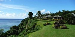 Taveuni Island Resort and Spa is the perfect getaway for honeymoons or destination weddings.