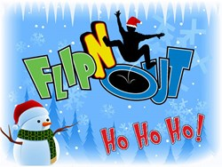 Santa is Coming to FLIPnOUT!