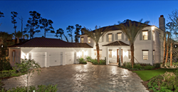 Old Cypress Pointe Model Home