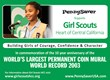 PennySaver USA Makes Donation to Girl Scouts Heart of Central...