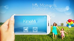 Mix moments, Highlight memories, KineMix