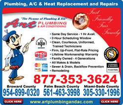 Fort Lauderdale Drain Cleaning