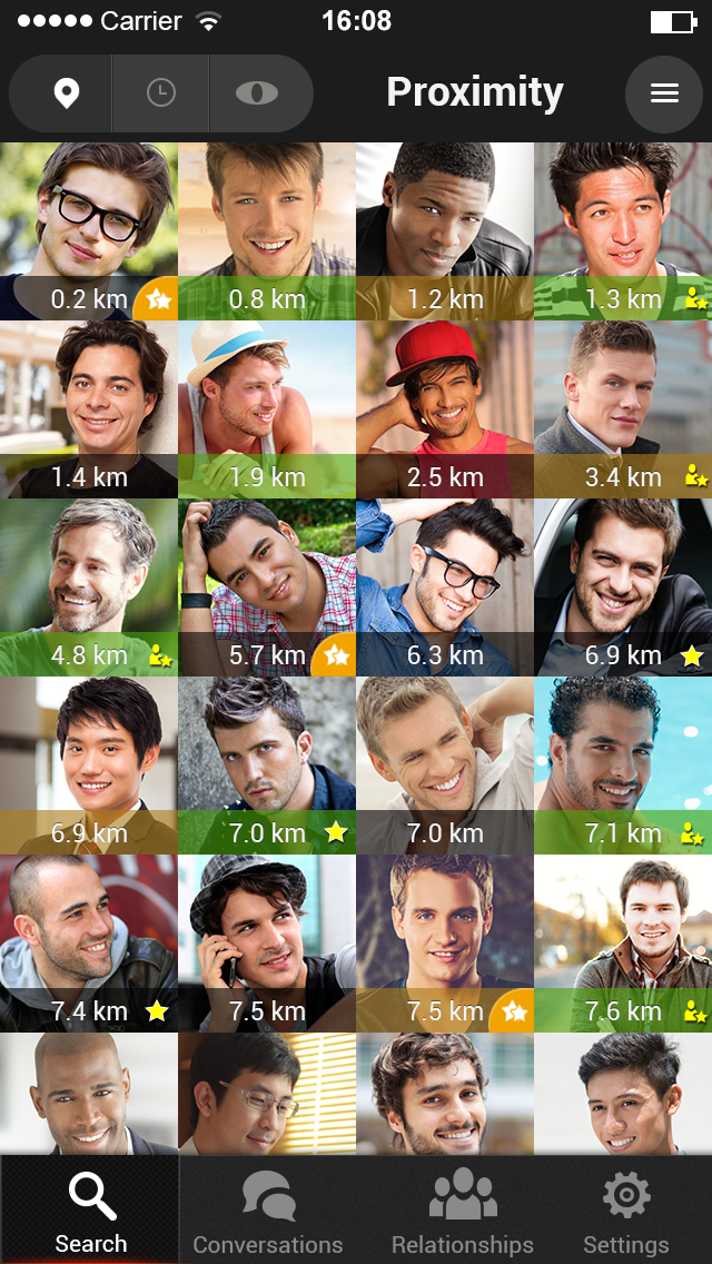 gay dating app android