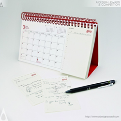 Goo Calendar by Katsumi Tamura