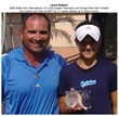 Young Laura Robson with Coach Nick Saviano, Eddie Herr and Orange Bowl Championships
