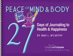 27 Days Journaling Challenge Workbook Cover