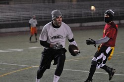 New Jersey's Winter Sports League. Flag Football, Basketball and Coed Soccer