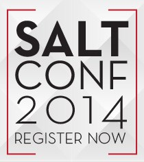 Register now for SaltConf