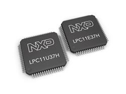 NXP LPC11E37H LPC11U37H microcontrollers