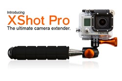 XShot Inc. Launches XShot Pro, the Ultimate Camera Extender for GoPro and Point of View Cameras