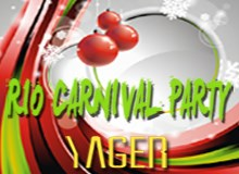 Yager Bar Rio Carnival Party