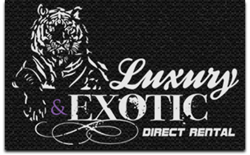 Luxury & Exotic Direct Rentals Houston