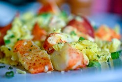 lobster breakfast recipes