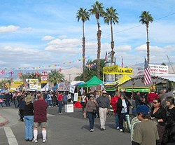 Indio International Tamale Festival