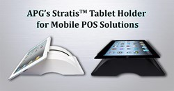 Stratis Tablet Holder for Cash Drawers
