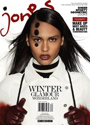 Jones Magazine Releases Winter 2013 Holiday Issue
