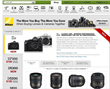 Nikon Camera and Lens Bundle Rebates