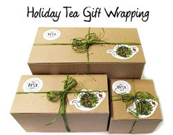 Holiday Wrapping for select Tea Gifts