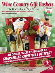 Customers have until December 23 for guaranteed Christmas delivery.