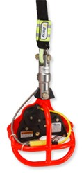 Onboard Systems electric swivel attached to remote hook and longline