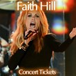Faith Hill Tickets