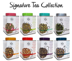 Loose Leaf Tea Tin Collection
