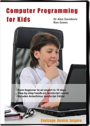 """Computer Programming for Kids"" course"