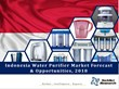 Indonesia Water Purifier Market Set to Grow at 14% CAGR till 2018,...